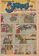 Magazine Spirou - 15 Novembre 1945 - N° 38 ... 7e Année - Spirou Magazine
