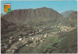 Gf. LES ESCALDES I ENGORDANY. Vista General. 18 - Andorre