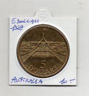 Australia - 1988 - 5 Dollari - (Vedi Foto) - (MW1378) - Australia