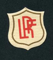 """Rare Cachet, Vignette à Cacheter Le Courrier """"LRF - Ligue Régionale De Football"""" Années 30 - Cachets"""