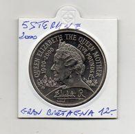 Gran Bretagna - 2000 - 5 Pounds - (Vedi Foto) - (MW1379) - 1971-… : Monete Decimali