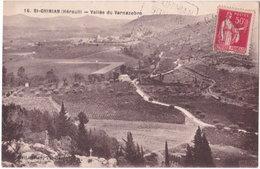 34. ST-CHINIAN. Vallée Du Vernazobre. 16 - Francia