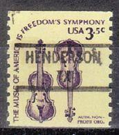 USA Precancel Vorausentwertung Preo, Locals Texas, Henderson 841 - Vereinigte Staaten