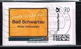Portocard-individuell, Viele Grüße Aus Bad Schwartau - [7] République Fédérale