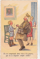 Ed Sepheriades  - Militaire Humour Enfant Simple Soldat  - CPSM 9x14 TBE Neuve - Humoristiques