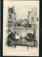 CPA - AMIENS - Vieilles Maisons Rue Canteraine  (dos Non Divisé) - Amiens
