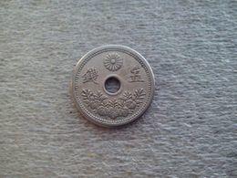 Japan   5 Sen    1920.... - Japan