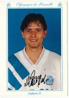 CPM - Olympique De Marseille OM  (93-94) - Dragan Stojkovic - Football