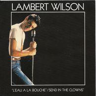 """Lambert Wilson / Serge Gainsbourg  """"  L'eau à La Bouche  """" - Vinyles"""