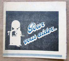 """Brochure """"SA De Construction De Machines-Outils Comhaire, Place Edouard Anseele, Gent 1926 - Collections"""