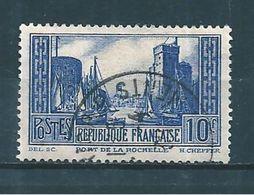 France Timbre De 1929/31  N° 261 III  Oblitéré - France