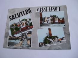 Asti - Saluti Da Cassinasco - Asti