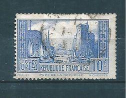 France Timbre De 1929/31  N° 261b  Oblitéré - France