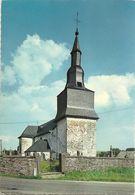 Saint-Pierre : L'église - Libramont-Chevigny