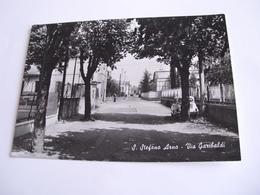 Varese - S. Stefano Arno  Via Garibaldi - Varese