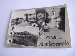Cuneo - Saluti Da Montezemolo - Cuneo