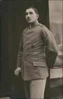 Ansichtskarte  Soldat - Atelierfoto (Sulzbach) 1916  - War 1914-18
