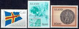 ALAND #  FROM 1984 STAMPWORLD  4-6** - Aland