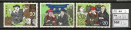 Japan B42 MNH 1974 3v Comics - Unclassified
