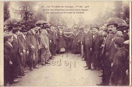 87 13 LIMOGES Les Troubles Du 1er Mai 1905 - Limoges