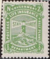 New Zealand    .     SG   .     L  24        .       *   .    Mint-hinged   .   /   .   Ongebruikt - Fiscaux-postaux
