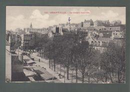 CPA (50) Granville - Cours Joinville - Granville