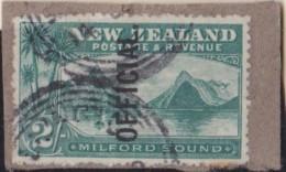 New Zealand    .     SG   .    O  65      .     O     .    Cancelled   .   /   .   Gebruikt - Dienstzegels