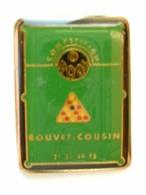 PIN'S BILLARD - COMPETITION 8 POOL - BOUVET COUSIN - Billiards