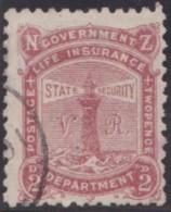 New Zealand    .     SG   .   L  18      .         O         .       Cancelled   .   /   .   Gebruikt - Post-fiscaal