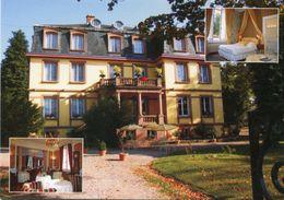 BARR Hotel Le Manoir - Barr