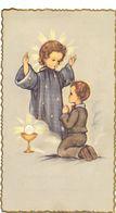 Devotie - Devotion - Communie Communion - François Standaert - Zomergem 1960 - Communion