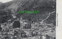 TENDA  VALLE ROIA  ESCURSIONE DI TENDA SUPERBE - Cuneo