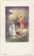Devotie - Devotion - Communie Communion - Gerarda Arens - Zomergem 1959 - Communion