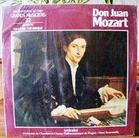 33 TOURS N° 22 VINYLE GRANDS MUSICIENS 1 LIVRE + 1 DISQUE 1990 NEUF DON JUAN MOZART SOUS FILM PLASTIQUE D'ORIGINE EXTRAI - Classical