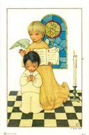 Devotie - Devotion - Communie Communion - Maurits Vanderhaeghen - Ledeberg 1961 - Communion