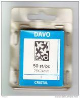 BANDE PREDECOUPEE DAVO C 28x24 . - Bandes Cristal