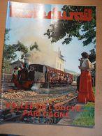 Vie Du Rail 1655 1978 Gare De Boulou Bligny Sur Ouche Couvent Cordeliers Abbaye Valmagne Ontario Northland Railway - Trains