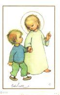 Devotie - Devotion - Communie Communion - Guy Pieters - Zomergem 1959 - Communion