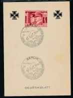 D.-Reich Propaganda Karte -  Sammler Beleg   ( Oo4286) Siehe Scan ! - Briefe U. Dokumente