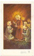 Devotie - Devotion - Communie Communion - Marc Lootens - Aalst 1954 - Communion
