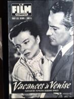 Film Complet Vacances A Venise Katharine  Hepburn Rossano Brazzi 4eme De Couve Gerard Philipe Dany Carel - Journaux - Quotidiens