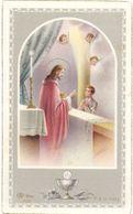 Devotie - Devotion - Communie Communion - Jacky Van Laecke - Zomergem 1953 - Communion