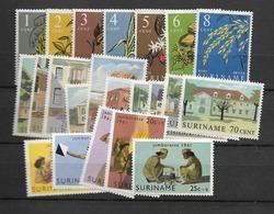 1961 MNH Suriname,year Collection, Postfris** - Surinam ... - 1975