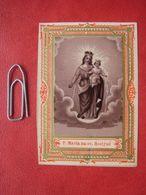 Wallfahrtsort: Hostýn / P. Maria Na Sv. Hostyne - Andachtsbilder