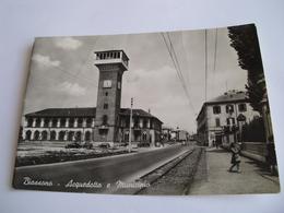 Milano - Biassono Acquedotto E Municipio + Binari Tram - Milano