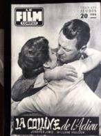Film Complet La Coline De L'adieu Jennifer Jones William Holden 4eme De Couve Tyrone Power - Journaux - Quotidiens