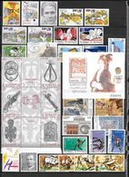 Spagna 1990 Annata Completa Nuova/mnh** (inclusi Foglietti E Libretto) - Spagna