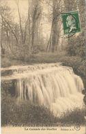 Cp FONTAINES SAINT MARTIN 69 - 1924 - La Cascade Des Guettes - Edition A S - Otros Municipios
