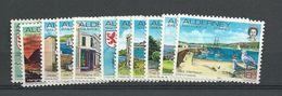 1983 MNH Alderney  Year Complete, Postfris - Alderney