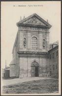 Eglise Saint-Acheul, Amiens, Somme, C.1905-10 - CPA - Amiens